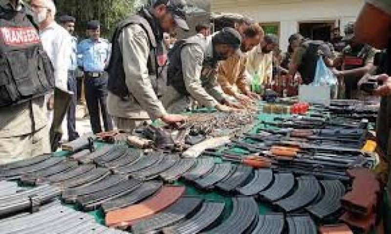 Security forces operation resulted in 40 arrests in Rawalpindi