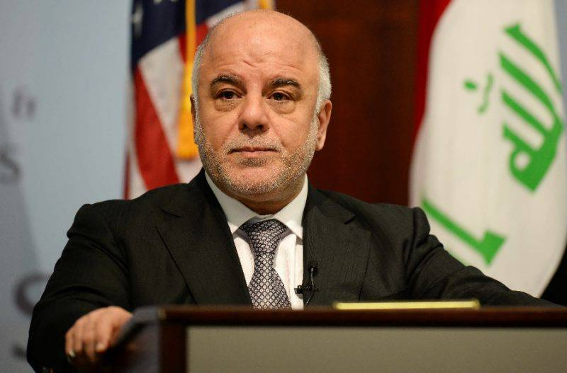 Iraqi PM orders air force strike against IS inside Syria