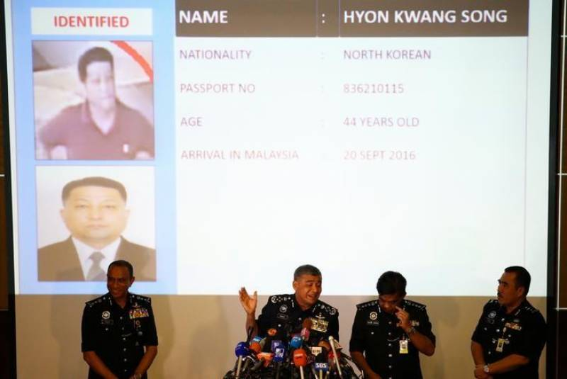 Malaysia to issue arrest warrant of North Korean diplomat