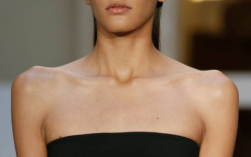 Zero size models banned for catwalks