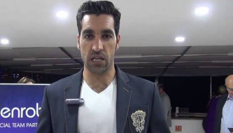 Umar Gul ruled out of PSL 2