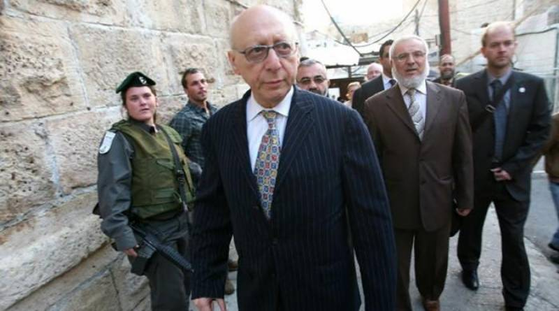 Britain's oldest MP Gerald Kaufman dies aged 86