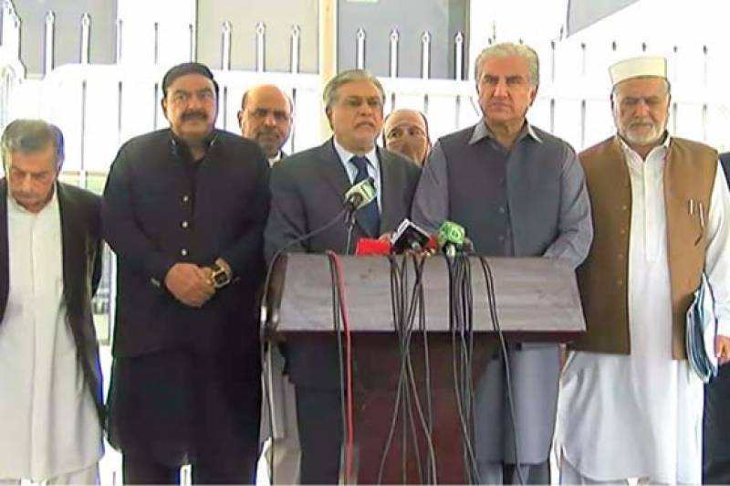 Parliamentarians agree over Military courts extension