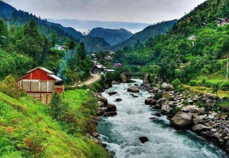 Pakistan among top 10 Earthly heavens to travel