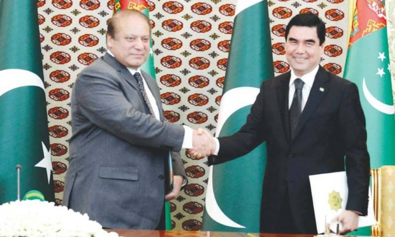 Prime Minister personally meets President of Turkmenistan after ECO summit