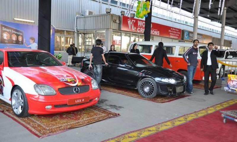 All set for Pakistan Auto show 2017