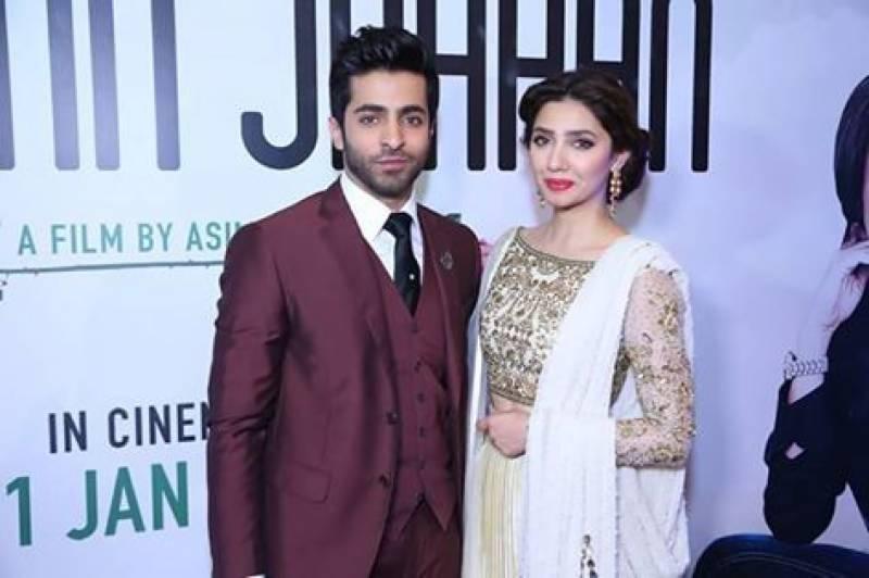 """""""saat din Mohabbat in"""" to star Mahira and Sheryar"""