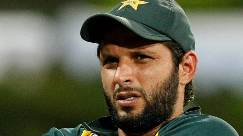 Afridi doubts about batting performance in PSL