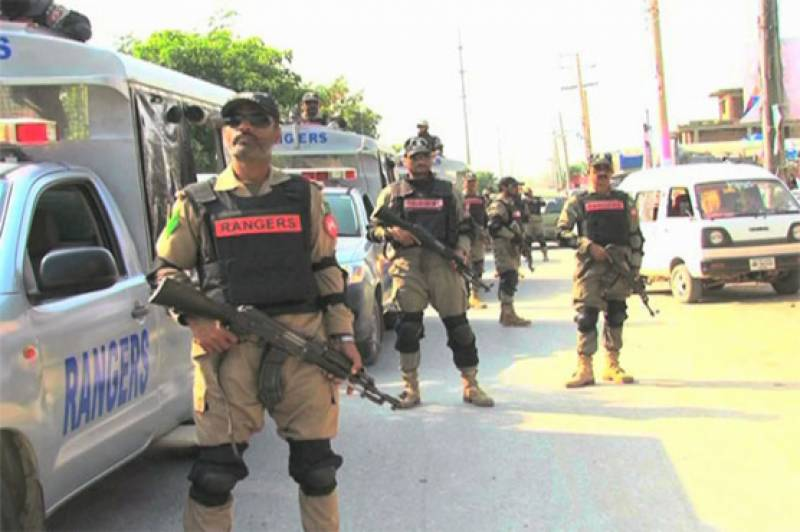 47 detained during Rangers' operation in Punjab
