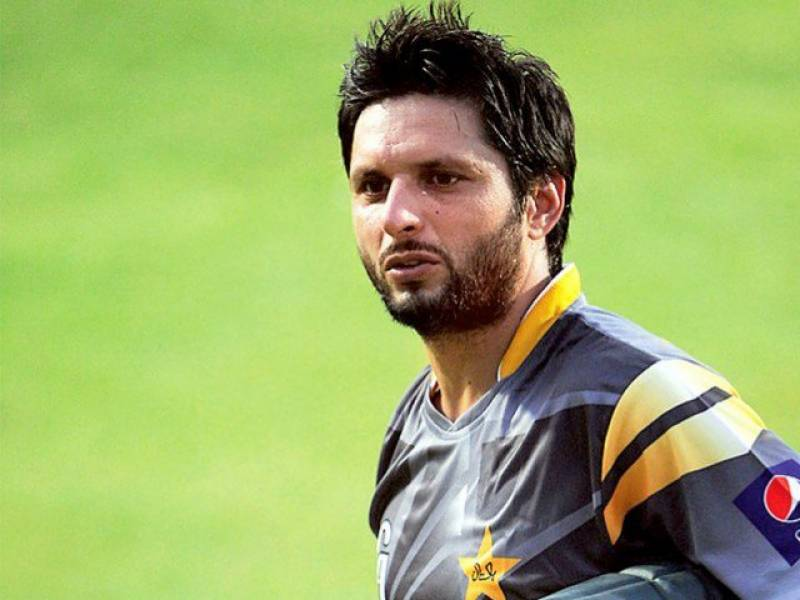 Afridi ruled out of PSL-2 final