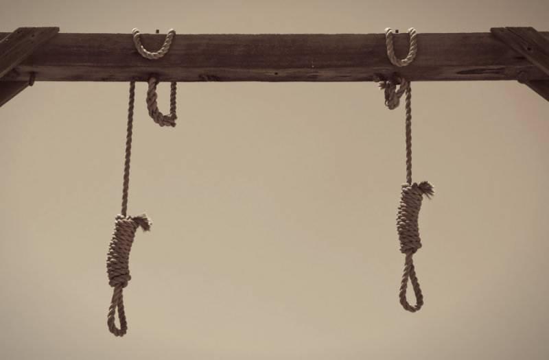 Jordan executes 15 people, 10 for terrorism convictions