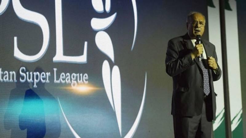 Record viewership for PSL 2017: Sethi