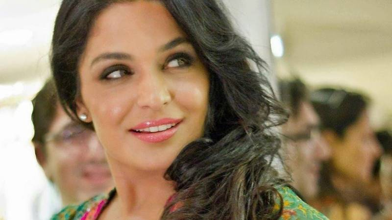 Meera barred from entering Gaddafi stadium