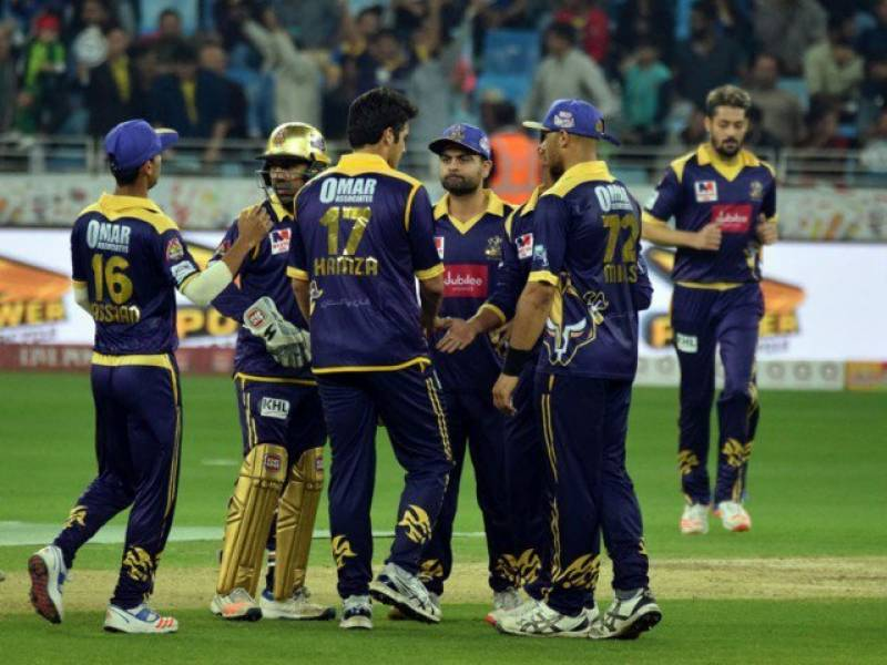 PSL 2017: Quetta Gladiators announce replacements of overseas players