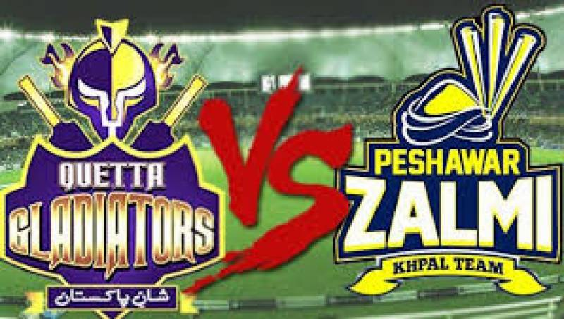 PSL2 Lahore Final: Quetta Gladiators won the toss and Send Peshawar Zalmi to bat