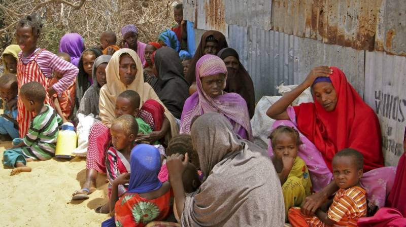 Somalia drought: Hunger, disease kill 110 in two days