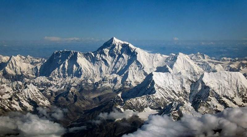Australian trekker dies on descent from Mount Everest