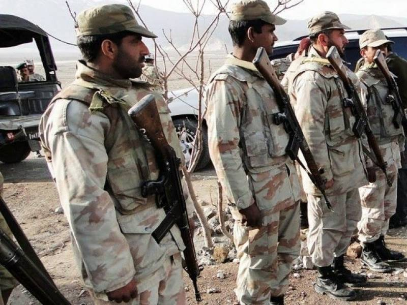 Major terror bid foiled in Swabi as 5 terrorists killed