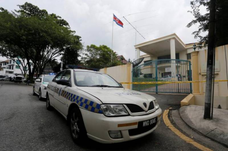 North Korea bars Malaysians from leaving as murder row boils