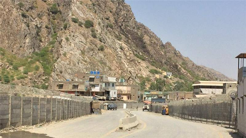 Pak-Afghan border opened for two days, Pakistani officials