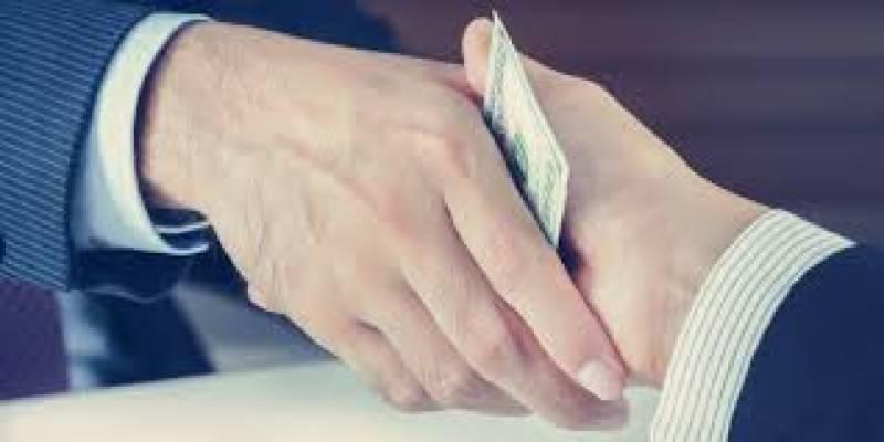 Pakistan tops bribery in Asia Pacific region