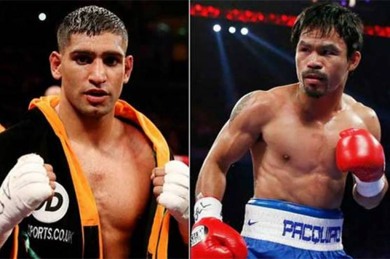 Amir Khan, Manny Pacquiao match cancelled