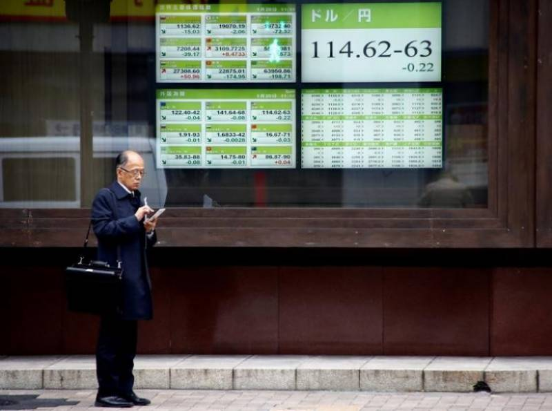 Asian stocks rebound after upbeat China trade data