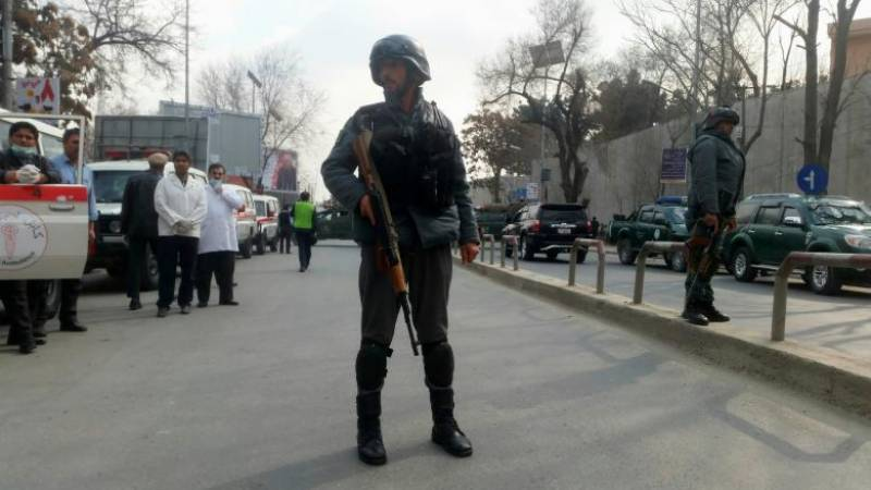 Explosion, gunfire reported at Kabul hospital