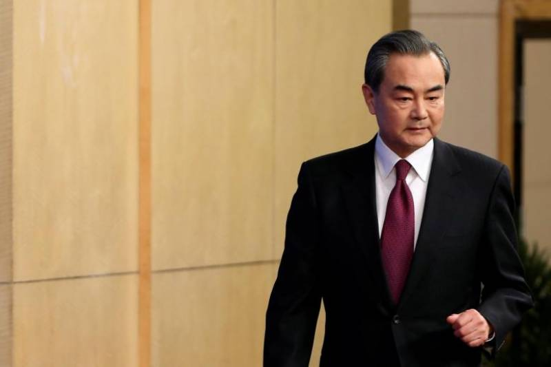 Japan must cure its 'anxiety' about China: Chinese FM