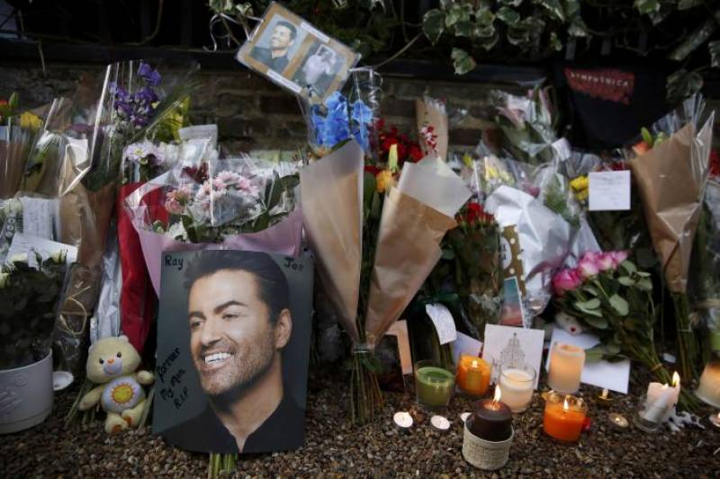 Singer George Michael died of heart failure, liver disease: coroner