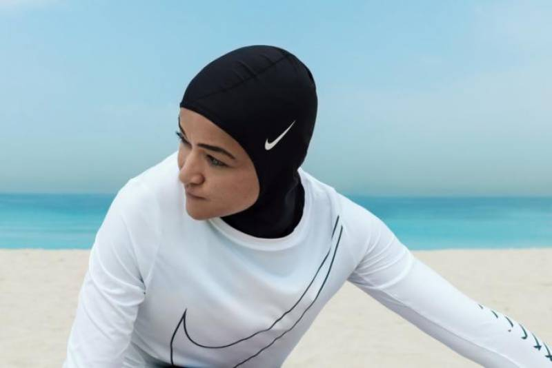 Nike to launch high-tech hijab for Muslim athletes