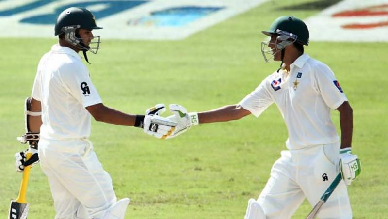 Younis, Azhar slip one place in ICC Test rankings