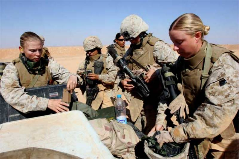 'Facebook page only the latest instance of sexual abuse': former female marines