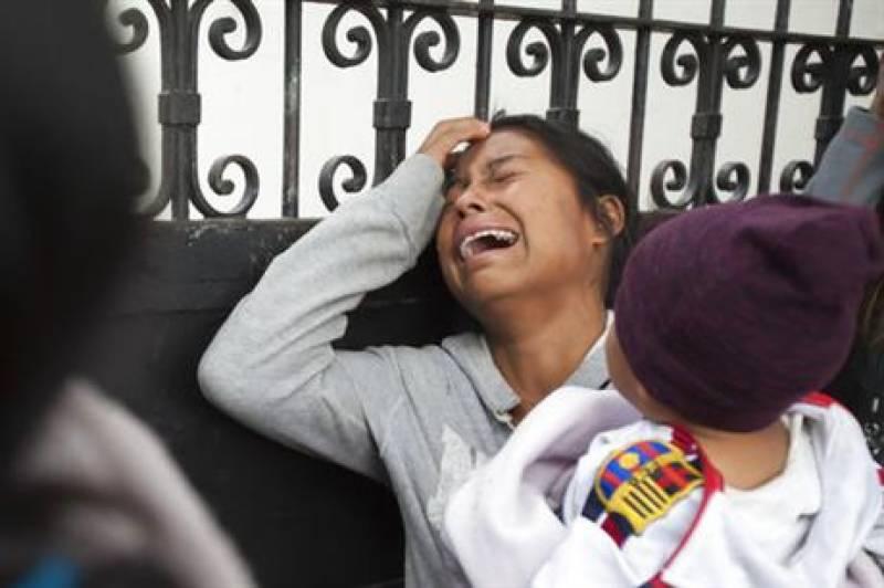 Guatemala 'Nightmare': death toll rises to 35
