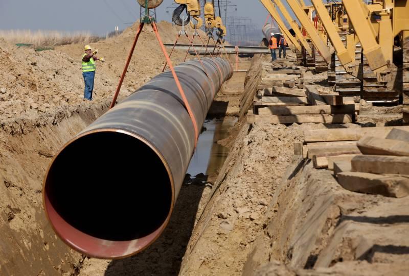 Kuwait to build oil pipeline in Pakistan