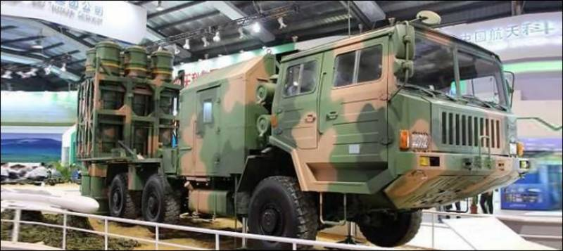 Pak Army now armed with latest Air Defence System