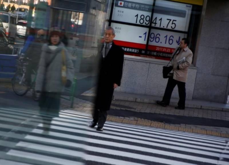 Asian markets edge up but caution prevails