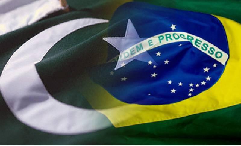Brazil keen to enhance trade with Pakistan: envoy