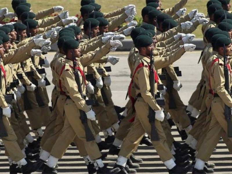 Chinese, Turkish troops to take part in Pakistan Day parade: ISPR