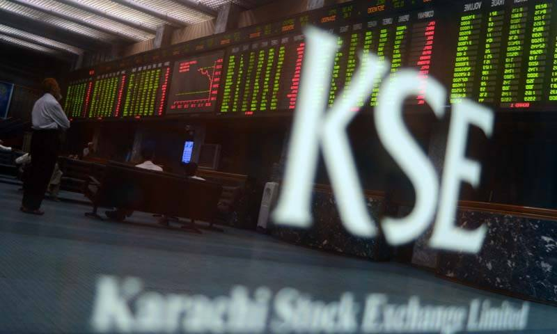 Karachi Stock sheds 536 points amidst falling crude oil prices