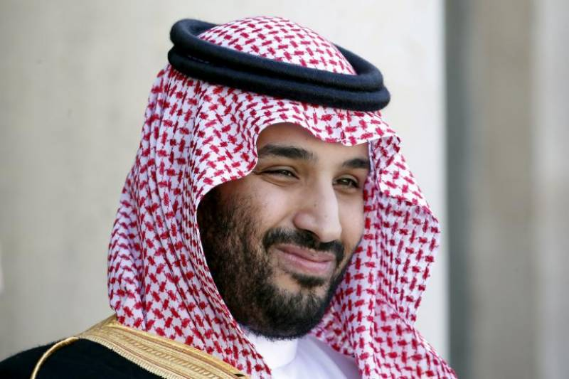 Saudi Crown Prince goes to meet Trump