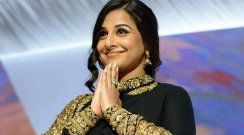 Vidya Balan gets a lifetime shock from…
