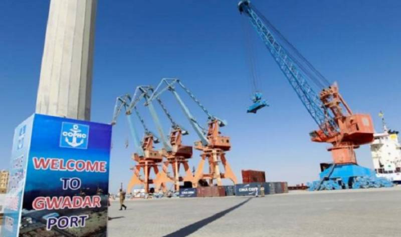 Naval network to provide security at Gwadar port