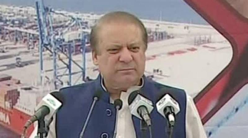 Balochistan will become Asia's tiger, says PM Nawaz