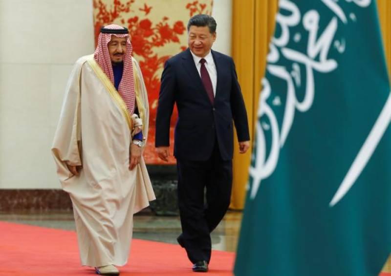China, Saudi Arabia eye $65b deals