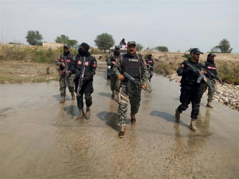 ISPR: 26 rounded up in Punjab raids