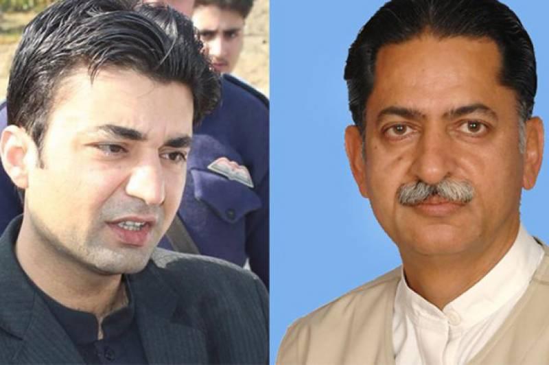 Javed Latif tenders unconditional apology to Murad Saeed