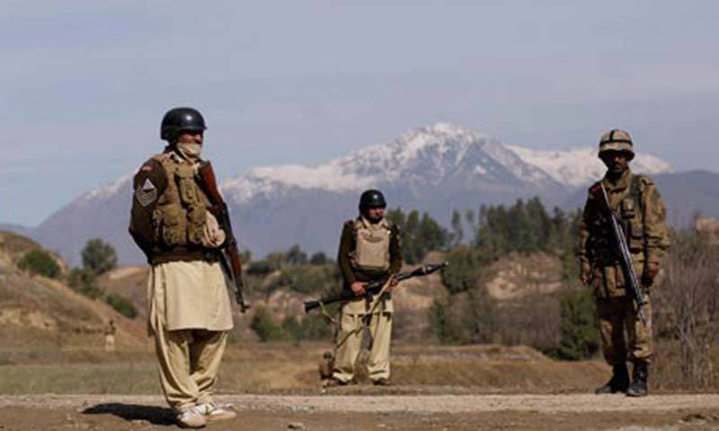 2 FC personnel martyred, 6 terrorists killed in Shabqadar suicide attack