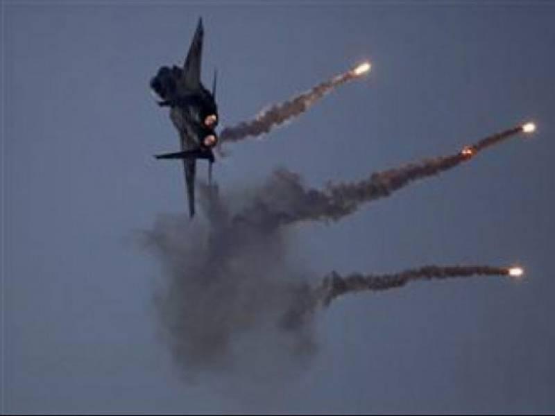 Air strikes in Rajgal valley kill several suspected terrorists: ISPR