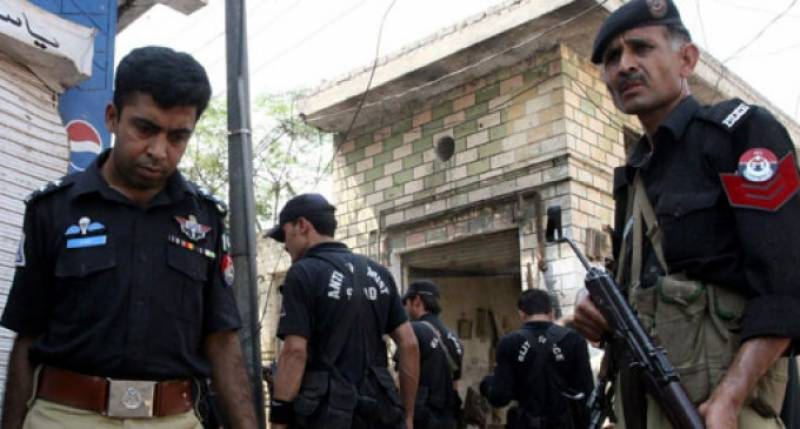 Police officer martyred during firing in Peshawar